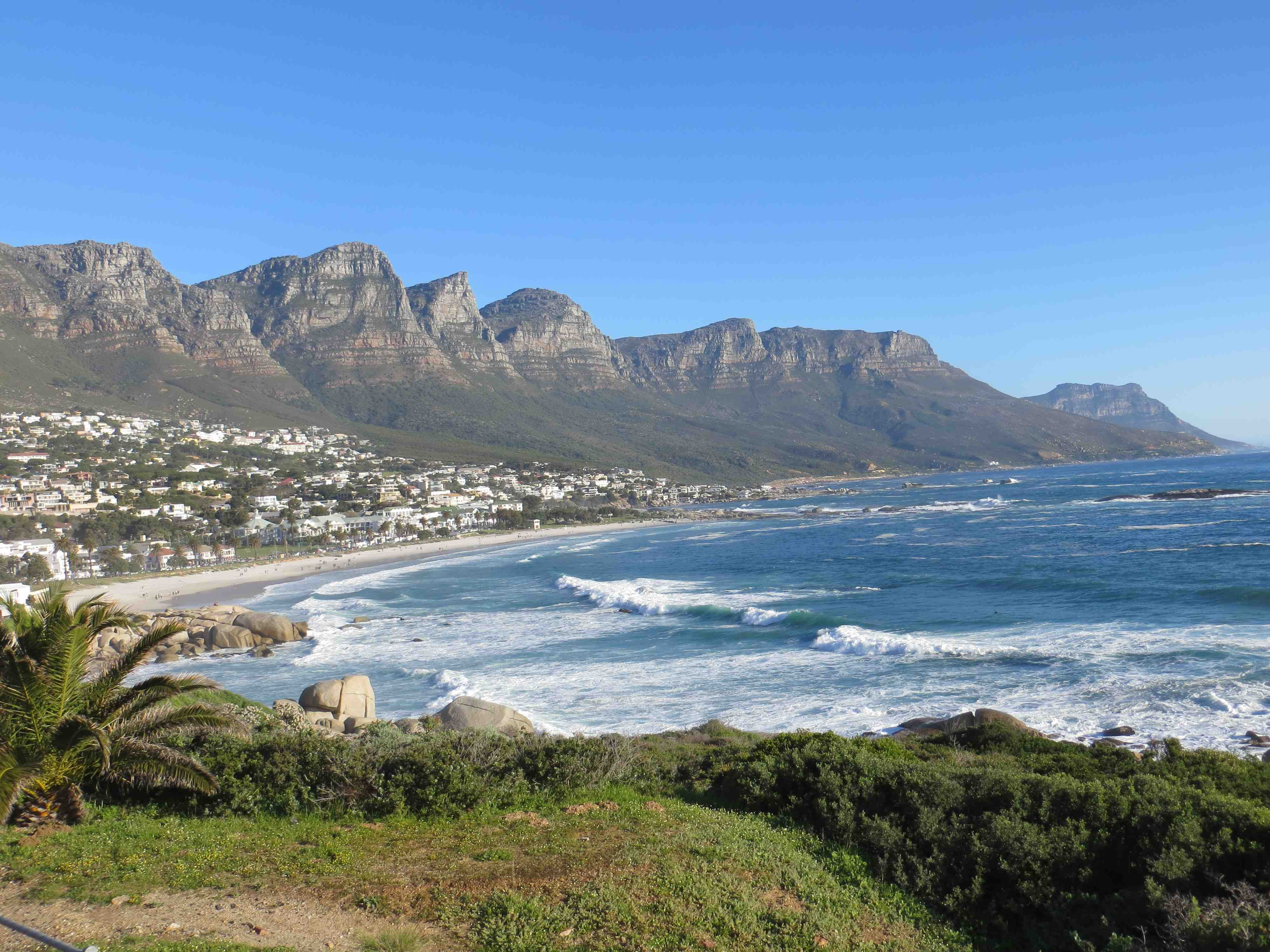 Camps Bay Beach About 2 Km From Me