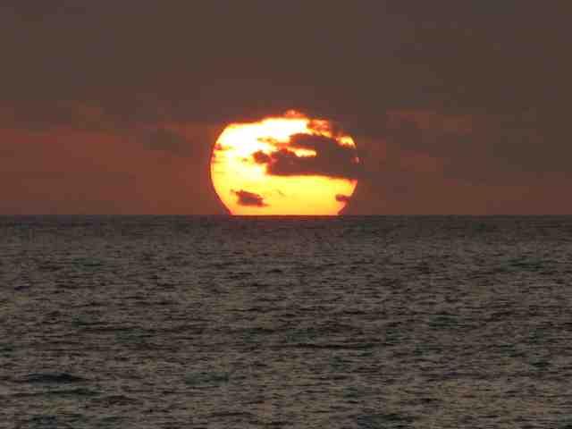 Sunset Bali 2