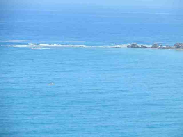 kayaking on the great ocean road