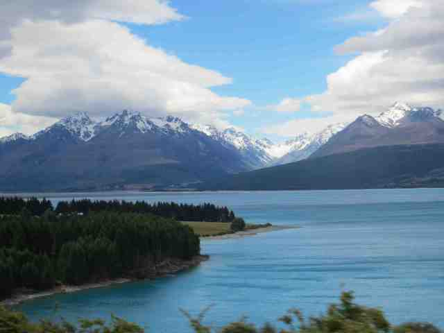 Mt Cook - Middle Earth