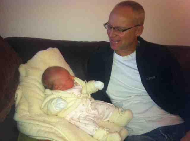 Lindsay and Baby